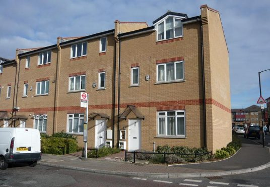 4 bed town house for sale - 1