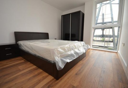 1 bed flat to rent - Western Gateway 4