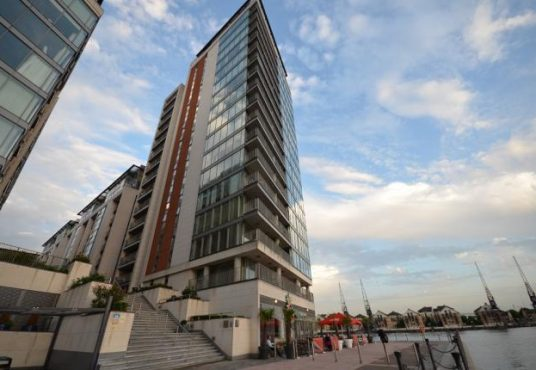 1 bed flat to rent - Western Gateway 5
