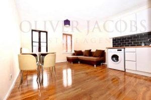 1 bed flat for sale in Nightingale